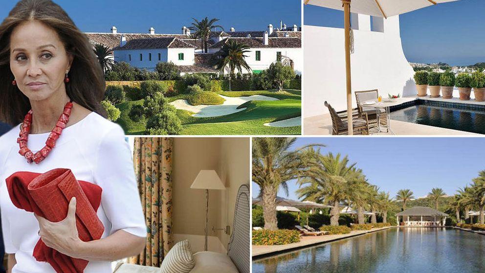 Llosa y Preysler, de incógnito en uno de los hoteles más lujosos de España