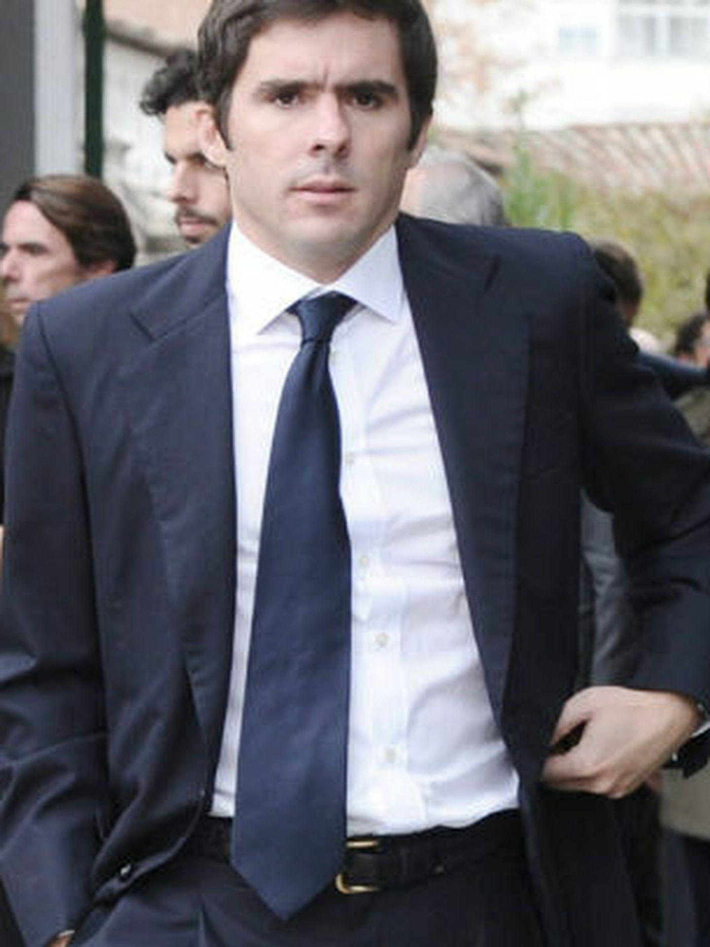 José María Aznar Botella. (Gtres)