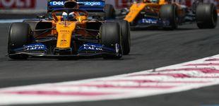 Post de El día que Carlos Sainz hizo lo que le dio la gana dentro de McLaren