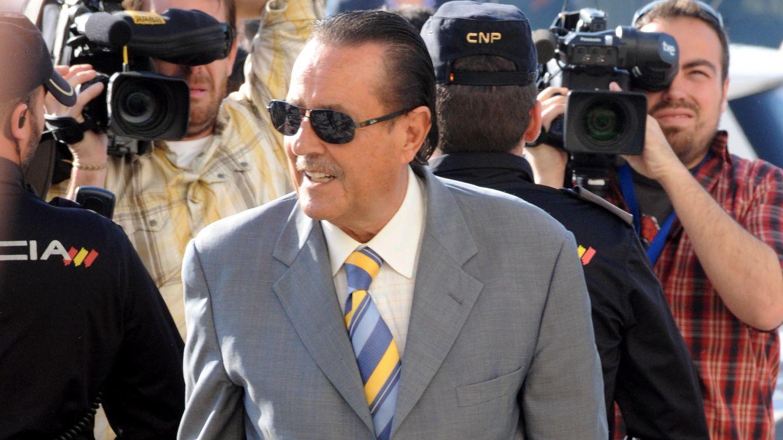 Foto: Julián Muñoz en una imagen de archivo (Gtres)