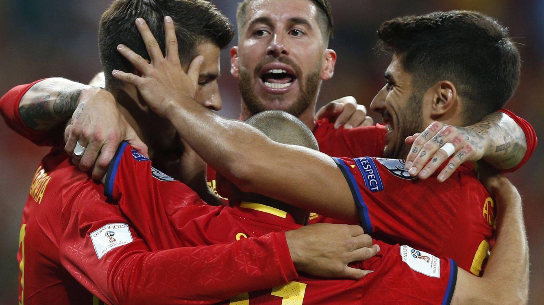 TVE arrebata a Mediaset España los partidos amistosos de la Roja