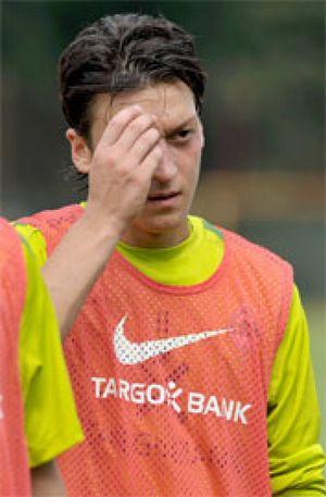 El Madrid, en estado de duda por Ozil