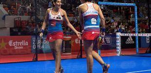 Post de Una batalla de más de tres horas para meterse en la final del Zaragoza Open