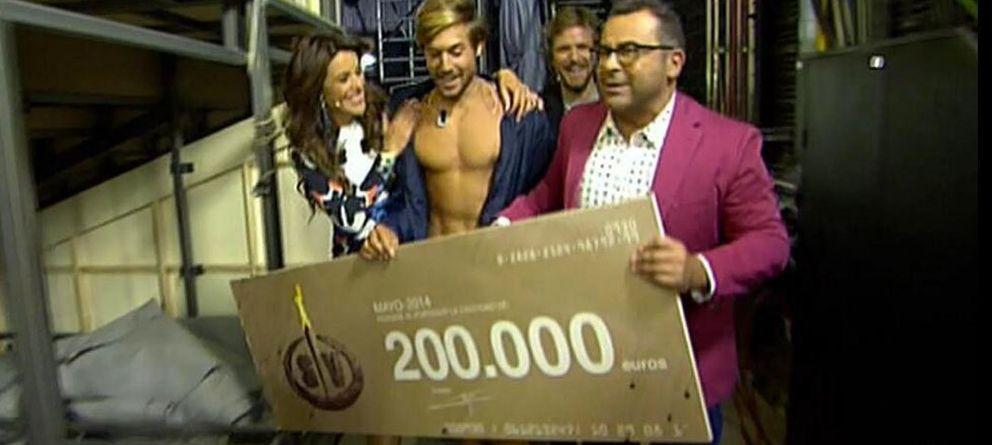 Abraham García gana 'Supervivientes 2014'