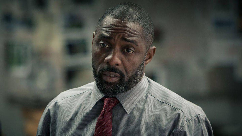 Idris Elba, en 'The Wire'. (HBO)