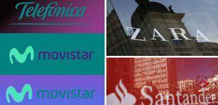 Post de Zara, Movistar y Santander, las tres marcas españolas más valiosas (y otras 27)