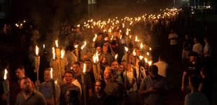 Post de Antorchas y supremacismo blanco: la ultraderecha se hace visible en EEUU