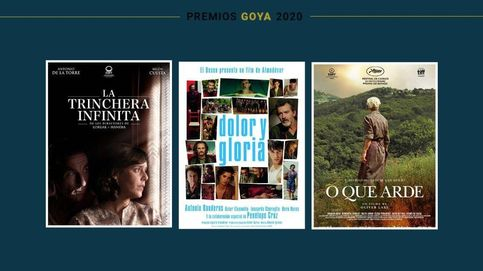 La porra de los Premios Goya 2020: ¿quién crees que se llevará las estatuillas?
