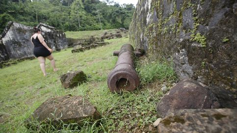Portobelo, la joya abandonada del caribe panameño