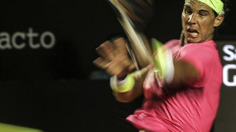 Fognini empezó aplaudiendo los puntos de Nadal y acabo derrotándole