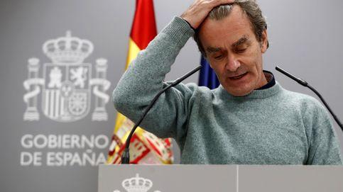 Fernando Simón, vapuleado en 'La Sexta noche' y en el programa de Cristina Pardo
