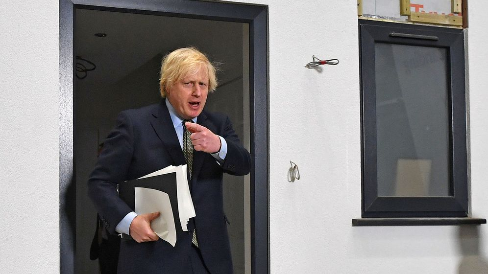 Foto: Boris Johnson. (Reuters)