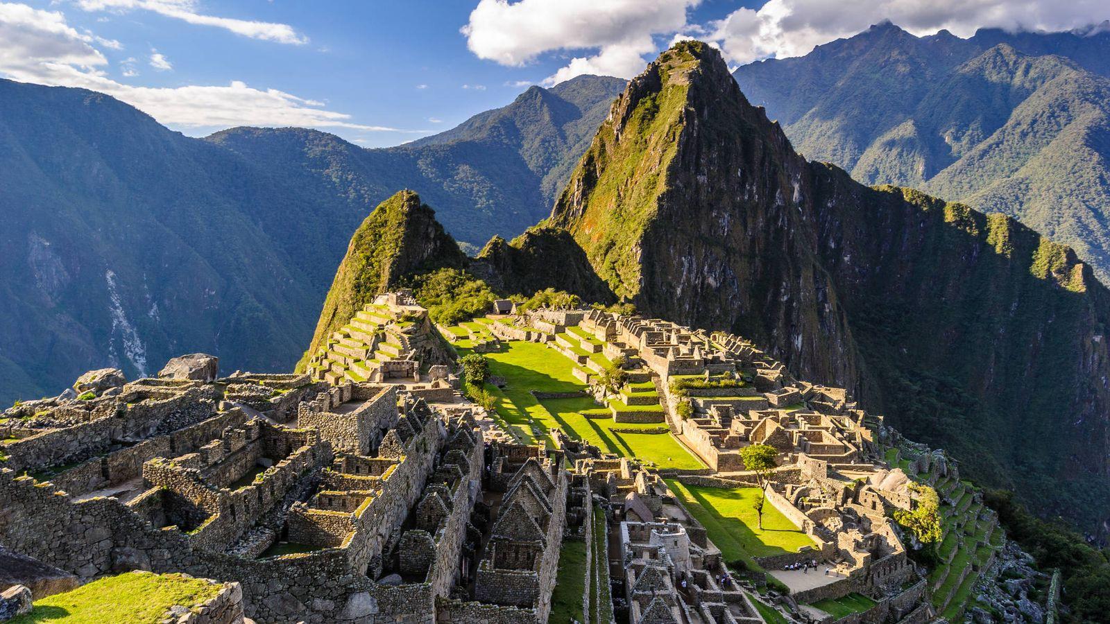 Foto: Machu Picchu, uno de los grandes legados del Imperio Inca. (Reuters)