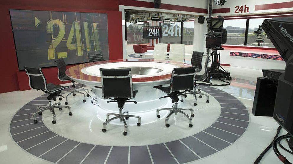 Canal 24 Horas lanza dos informativos para competir con Cuatro y La Sexta