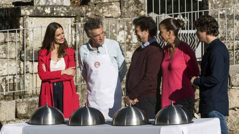 El actor acudió al programa en sustitución de Silvia Abril