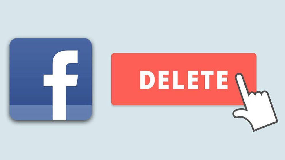 Cómo borrar tu cuenta de Facebook (y del resto de redes sociales) para siempre