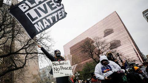 Tensión en las calles el día que el jurado arranca sus deliberaciones en el caso Floyd
