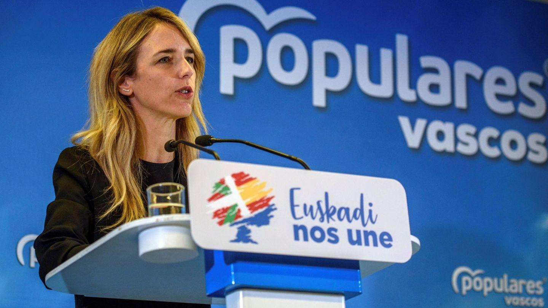 La portavoz del PP en el Congreso, Cayetana Álvarez de Toledo. (EFE)