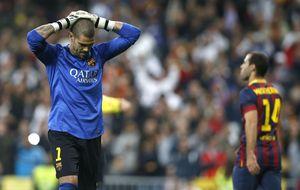 Víctor Valdés, de rifárselo media Europa a soñar con jugar en 'grande'