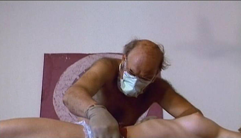 Un momento de la película del canadiense David Cronenberg.