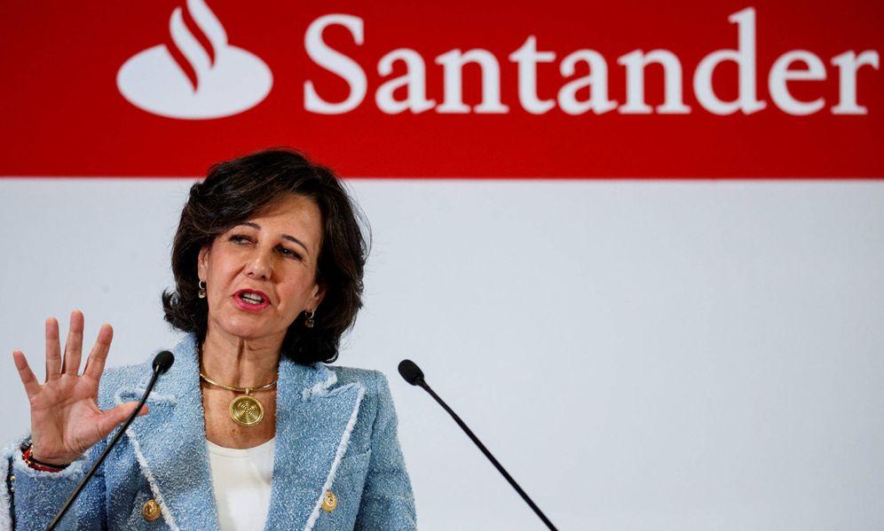 Foto: Ana Botín, en una foto de archivo de 2018. (Reuters)