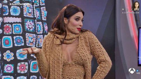 Pilar Rubio y su look más inútil en 'El hormiguero': ¿Pero qué es esto?