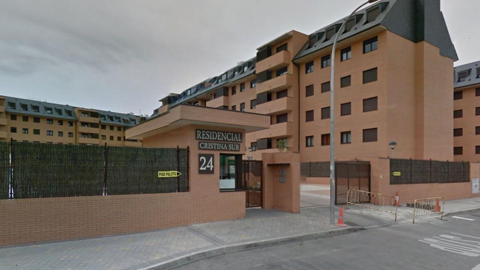 Foto: Los pisos de Residencial Cristina Sur, en Pinto.