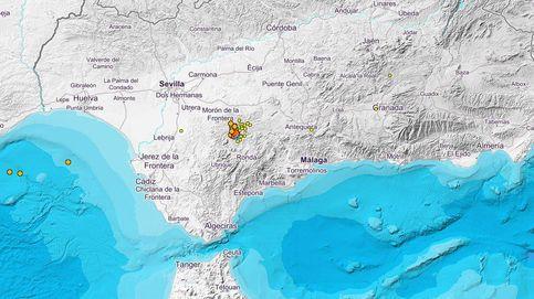Un terremoto de magnitud 4.7 sacude las provincias de Sevilla, Cádiz y Málaga