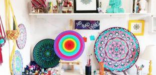 Post de Zentangle: practica yoga mientras dibujas y triunfa en Instagram con el resultado