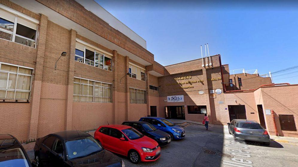 Foto: Los dos menores asisten al Colegio Nuestra Señora de las Escuelas Pías (Foto: Google Maps)