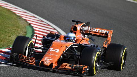Boullier y el lapsus sobre larenovación de Fernando Alonso