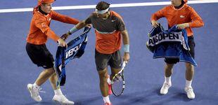 Post de Otra vuelta de tuerca al tenis:  la desaparición del niño-toallero