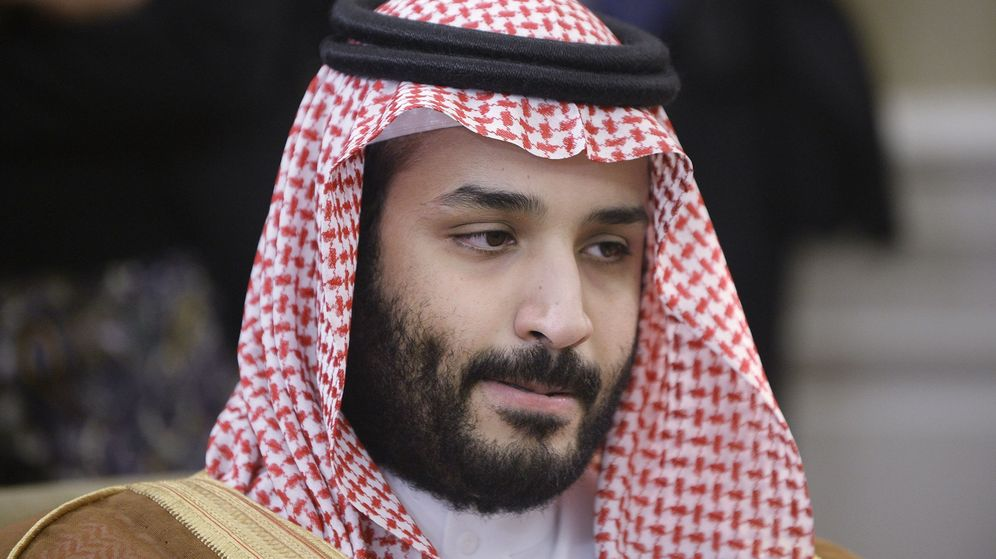 Foto: Foto de archivo del príncipe Mohamed bin Salman.