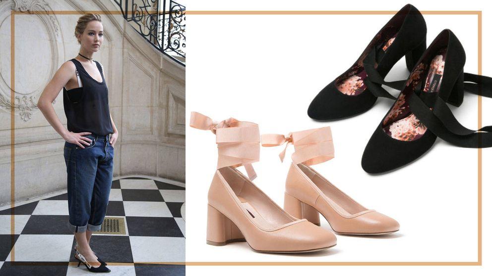 Estos son los zapatos que no te quitarás esta primavera
