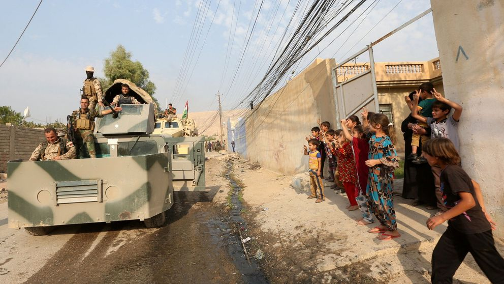 El ISIS secuestra a 8.000 familias para usarlas como escudos en Mosul