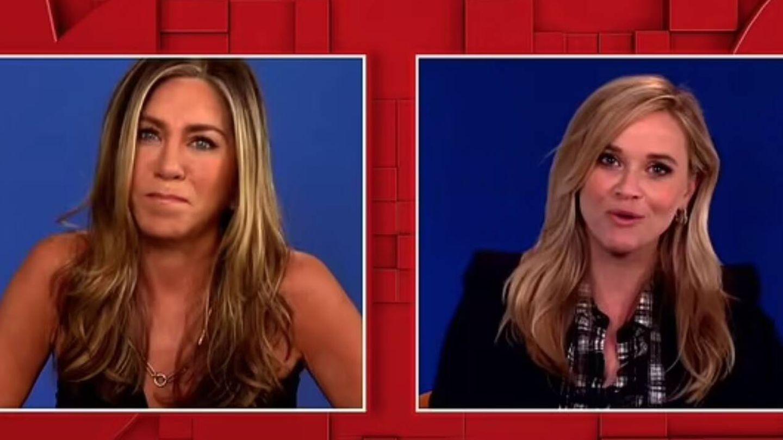 La viral entrevista de Jennifer Aniston. (BBC)