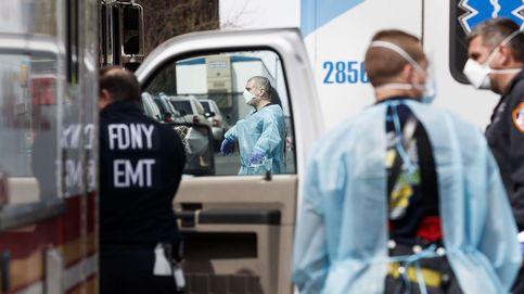 Nueva York pide a la población usar dos mascarillas a la vez al menos hasta junio