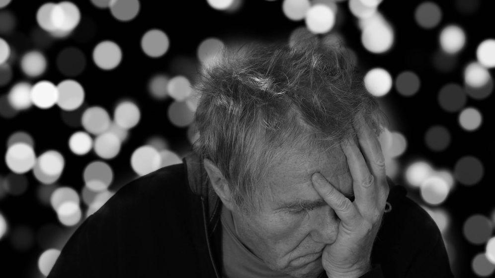 Foto: Una víctima de alzhéimer. (Pixabay)