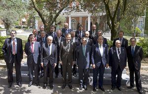El lobby del Ibex fleta sus jets para jalear a Rajoy en su viaje a EEUU