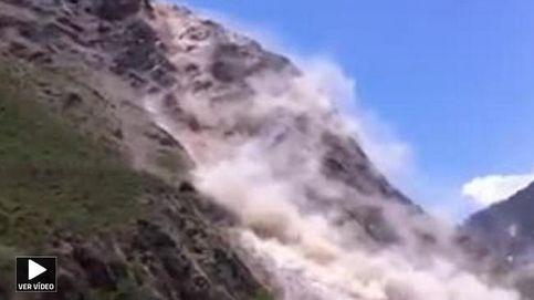 Infierno en Nepal: 8 temblores en dos horas dejan 60 muertos y 2.000 heridos