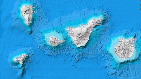 Registrado un ligero terremoto de magnitud 3.3 en la isla de El Hierro