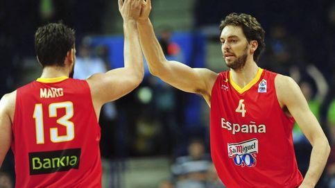 Los hermanos Pau y Marc Gasol ganan el premio Princesa de Asturias
