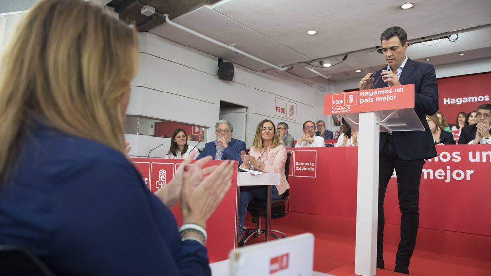 Sánchez logra el apoyo total a su moción y recibe el aviso de Díaz por los 'indepes'