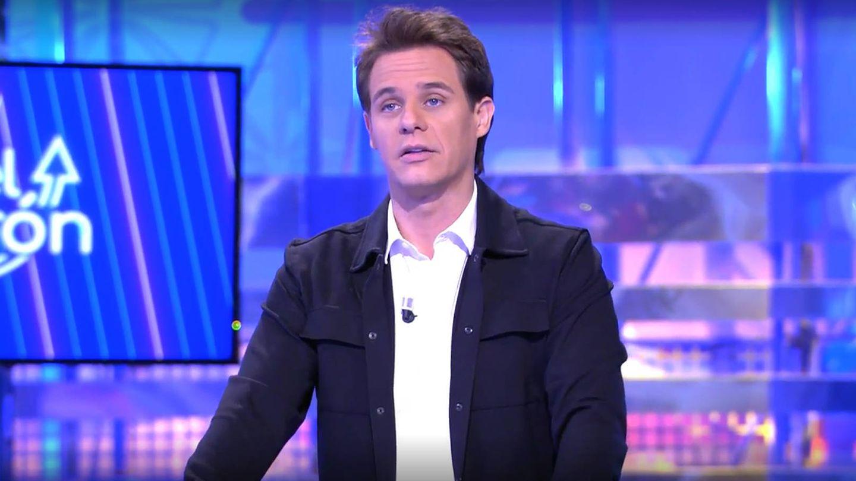 El presentador Christian Gálvez. (Mediaset)