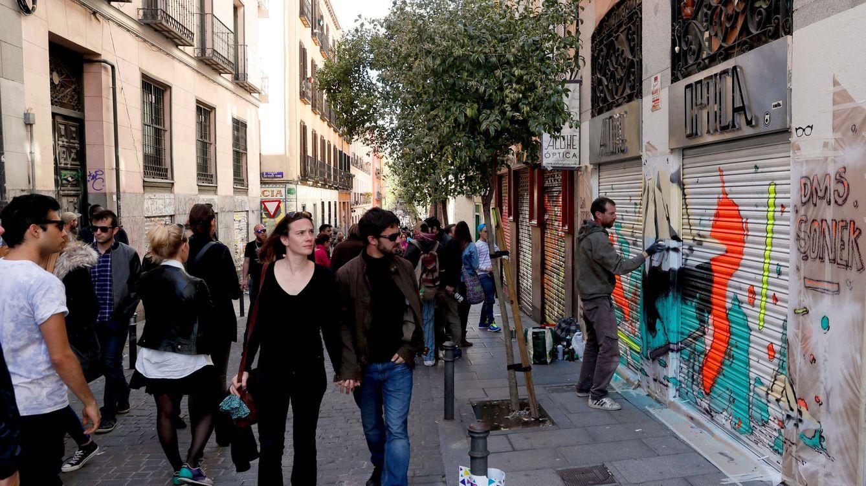 Foto: El comercio de una ciudad puede influir en el peso de sus habitantes. (Efe/Juanjo Martín)