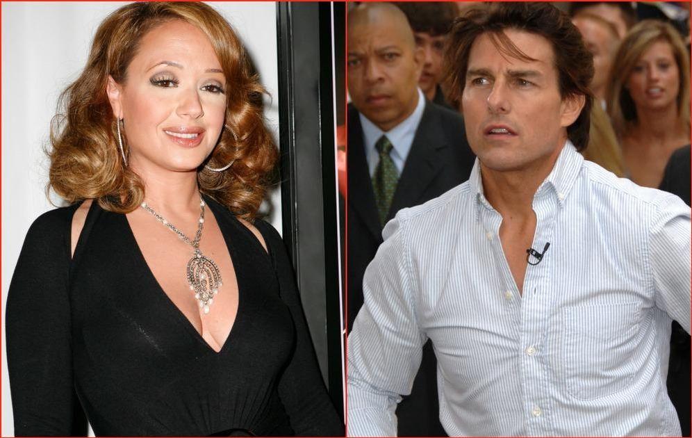 Foto: Leah Remini habla alto y claro sobre Tom Cruise (Gtres)