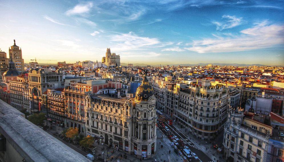 Foto: Vista general de Madrid. (Unsplash.com)