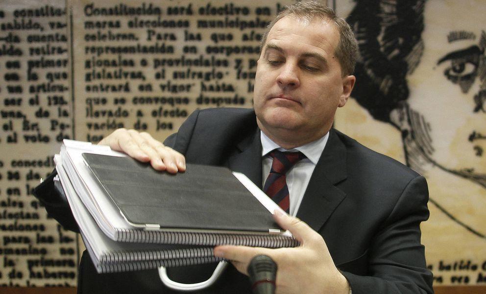 El presidente de Aena, José Manuel Vargas. (EFE)