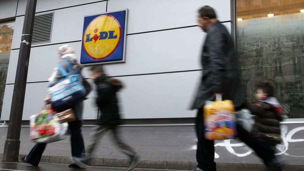 Foto: Lidl pagará el salario mínimo más alto del sector. (EFE)