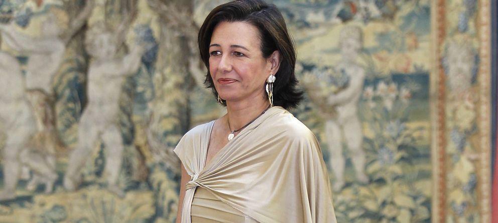 Foto: Ana Patricia Botín, nueva presidenta del Banco Santander, en una imagen de archivo (Gtres)